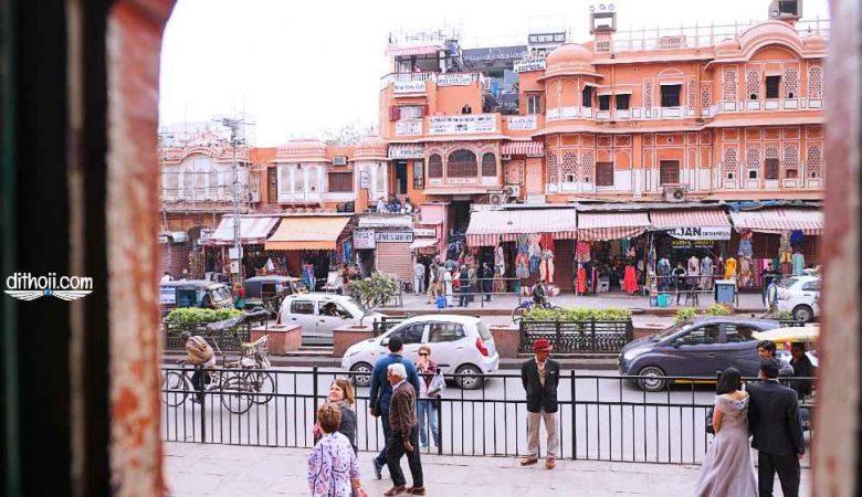 Kinh nghiệm khám phá Jaipur