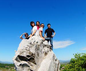 Hành Trình Phượt Hà Tây phần 1: Kia núi trầm, đó hồ Quan Sơn, đây làng Chuông rồi vịt cỏ Vân Đình