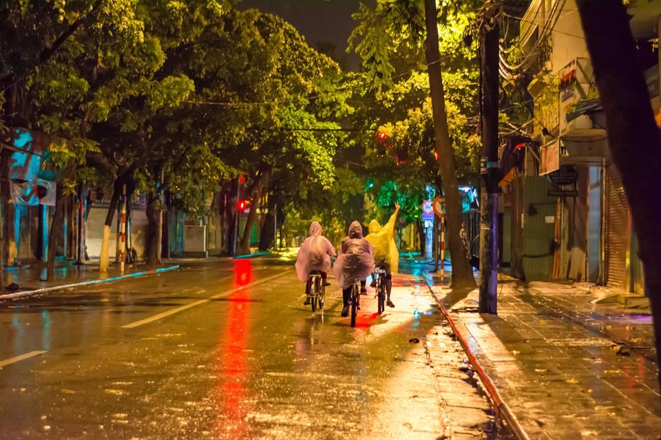 Kế hoạch phượt đêm xe đạp