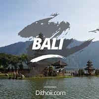 Bali cũng chỉ như Việt Nam, Thái Lan?
