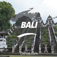 Phải làm sao để du lịch Bali chỉ với 7-8 triệu trong túi?