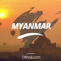 độc hành ở Myanmar