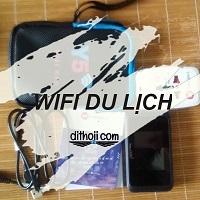 Thuê Wifi hay mua sim khi đi du lịch nước ngoài