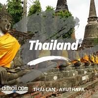 kinh nghiệm du lịch thailand