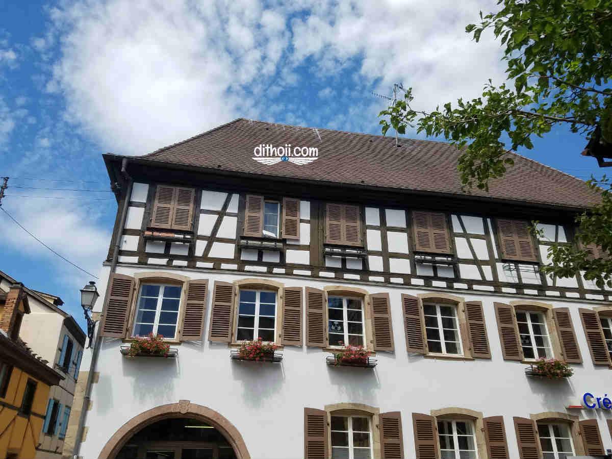 kinh nghiệm đi du lịch Eguisheim