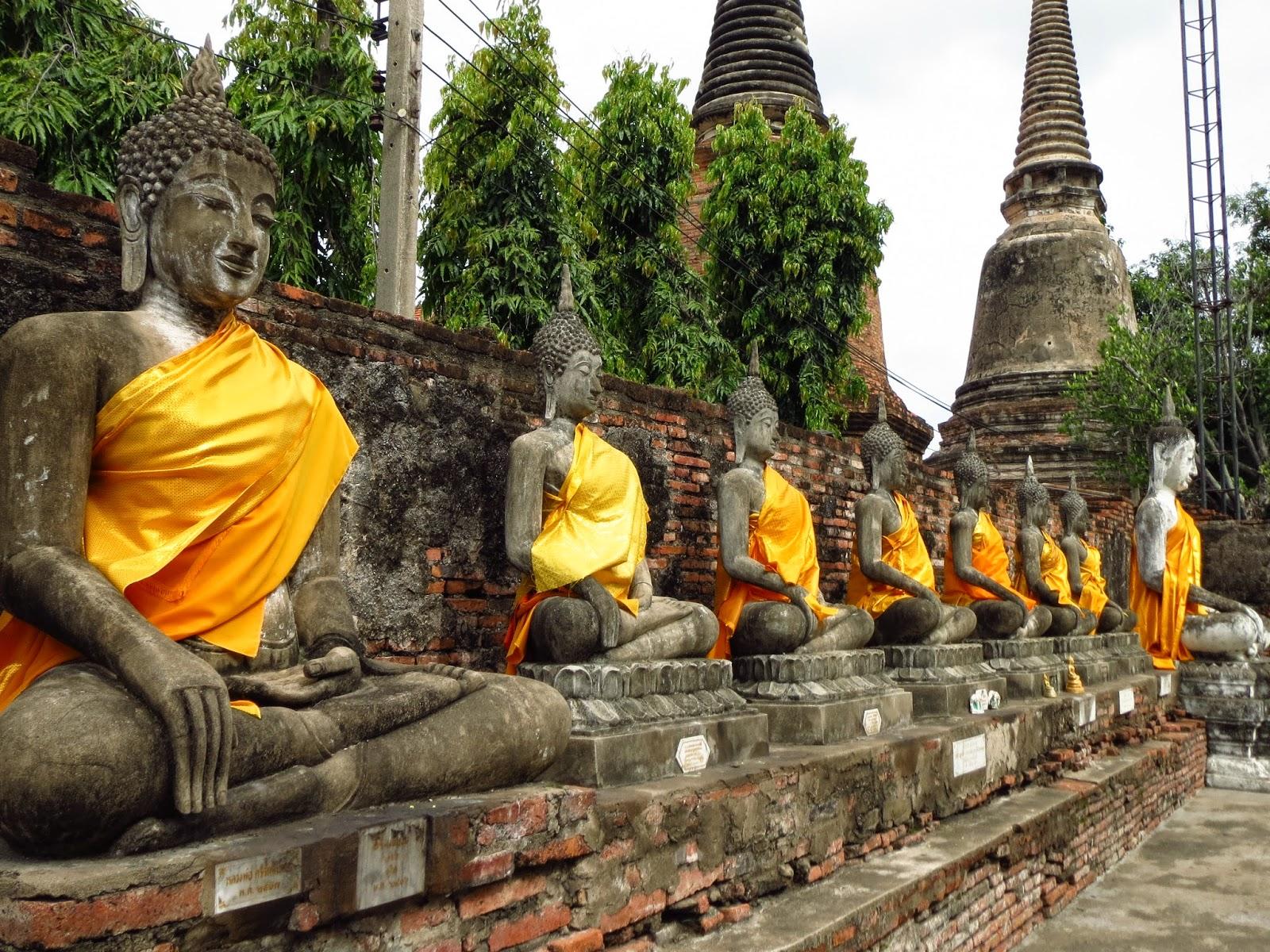 Hanh trinh du lịch Thái Lan
