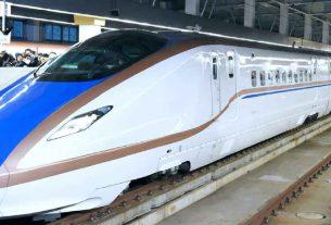 Cách đi Shinkansen