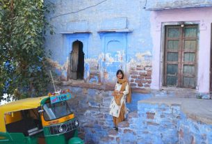 Du lịch Ấn Độ một mình