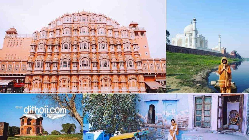 Chi phí du lịch Ấn Độ