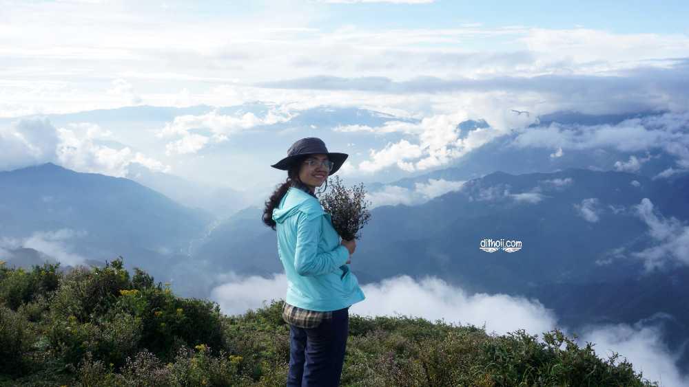 Lang thang săn hoàng hôn ở Đồi Vọng Cảnh- Huế
