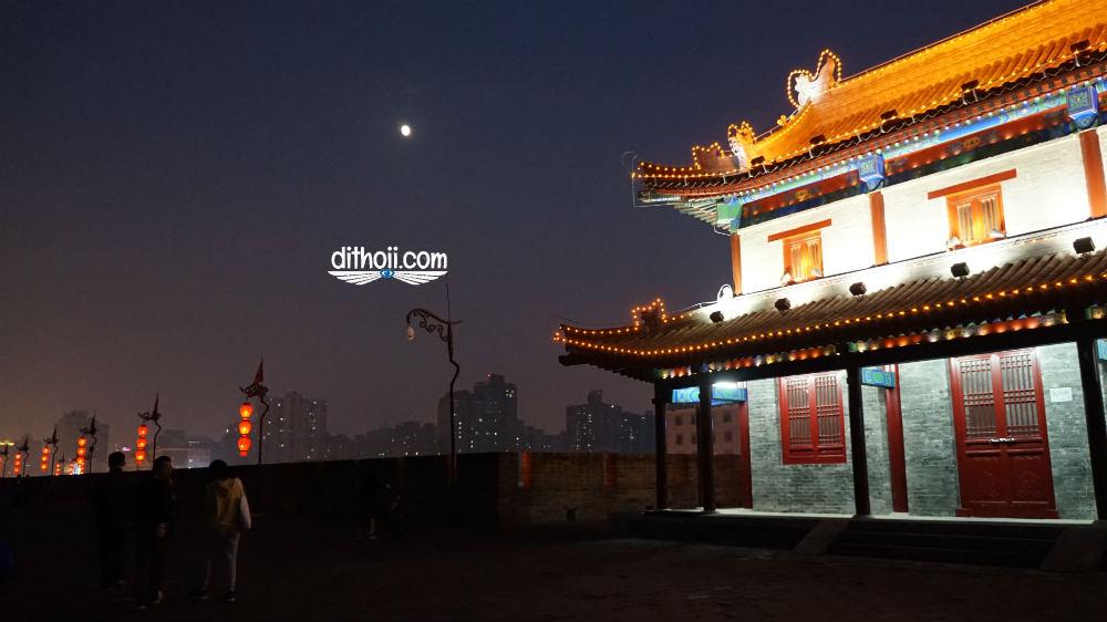 du lịch Tây An Trung Quốc